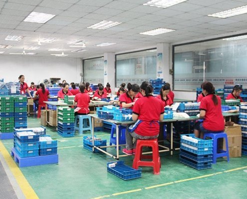 Board Game Manufacturer Machine, Assembly-Line