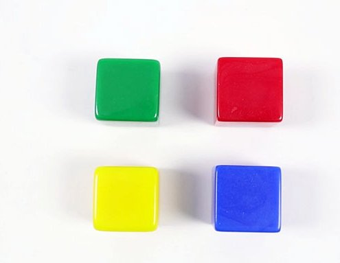 Board Game Manufacturer, Plastic Cubes