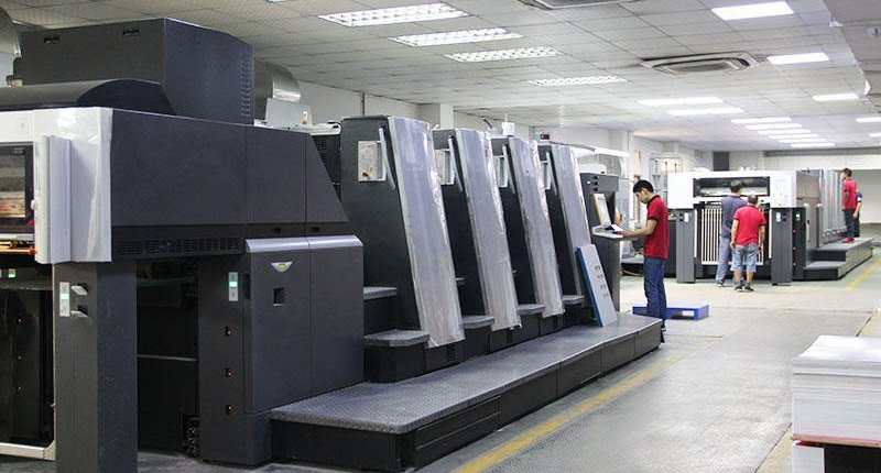 Board Game Manufacturer Machine, Printing Machine