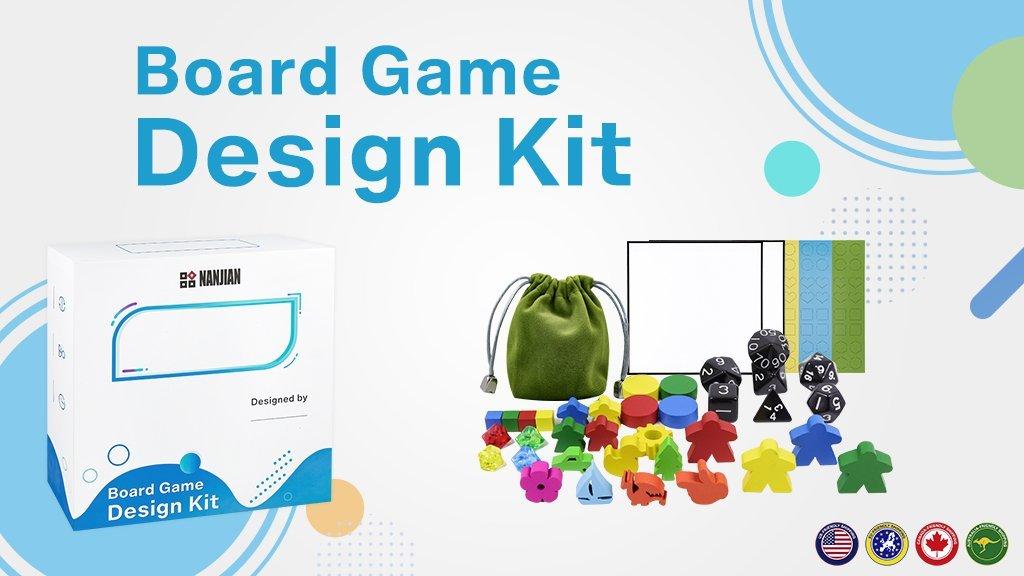 Board Game Design Kit